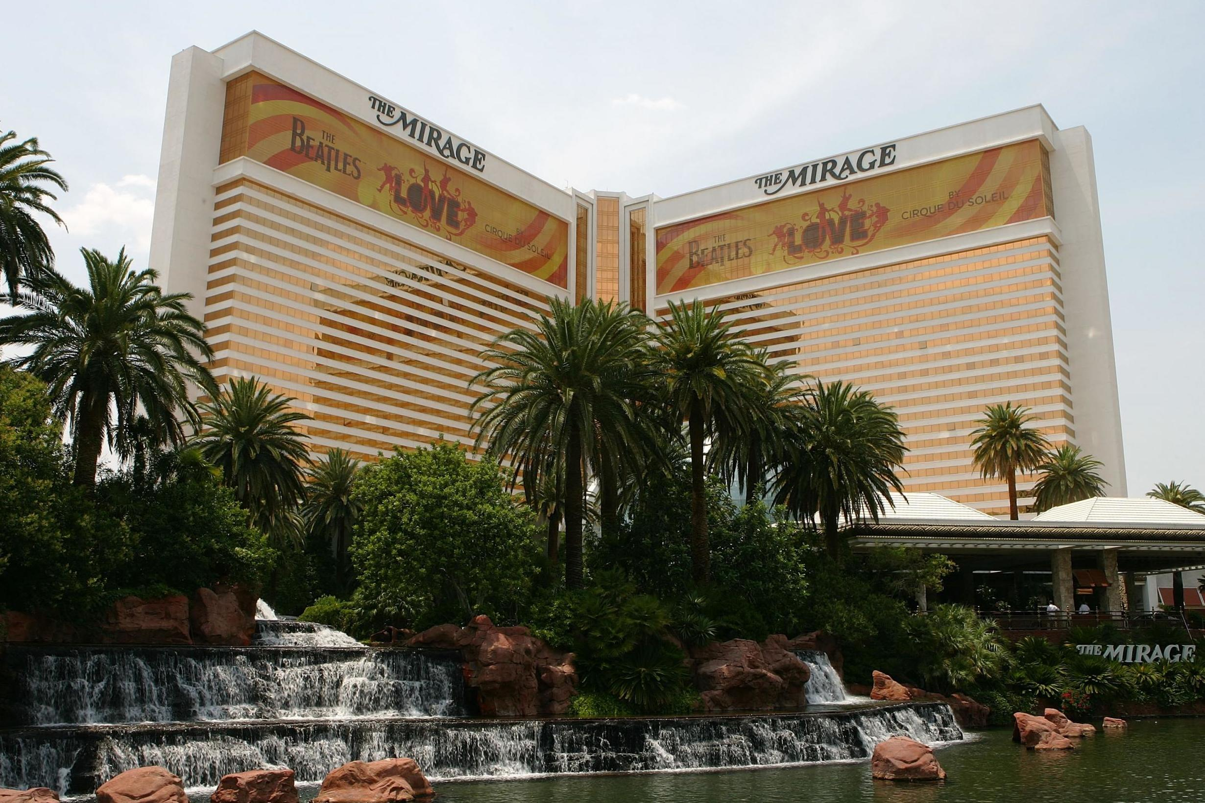 MGM Mirage guest tests positive for coronavirus COVID-19