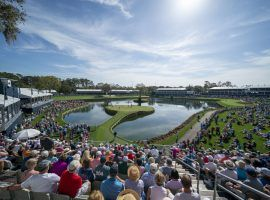 Spectators were allowed to watch the first round of The Players Championship at TPC Sawgrass but will be banned for the rest of the PGA Tour event because of the coronavirus outbreak. (Image: USA Today Sports)