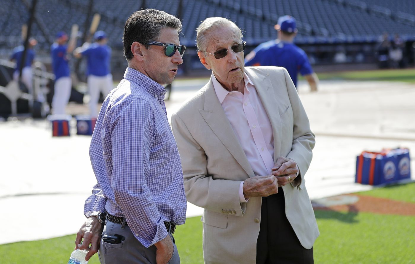 Wilpons still pushing for Mets Sale