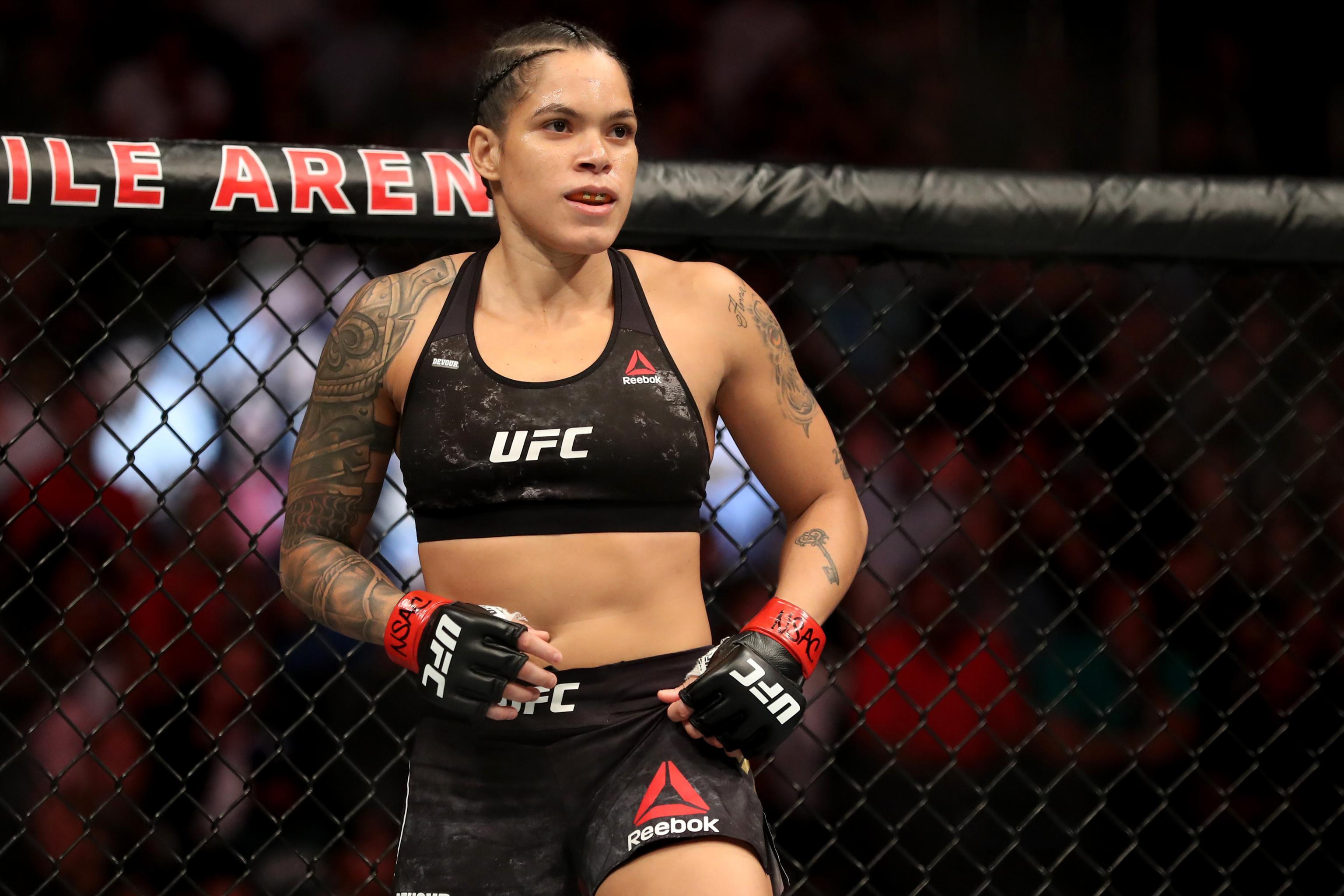 Amanda Nunes UFC May 9