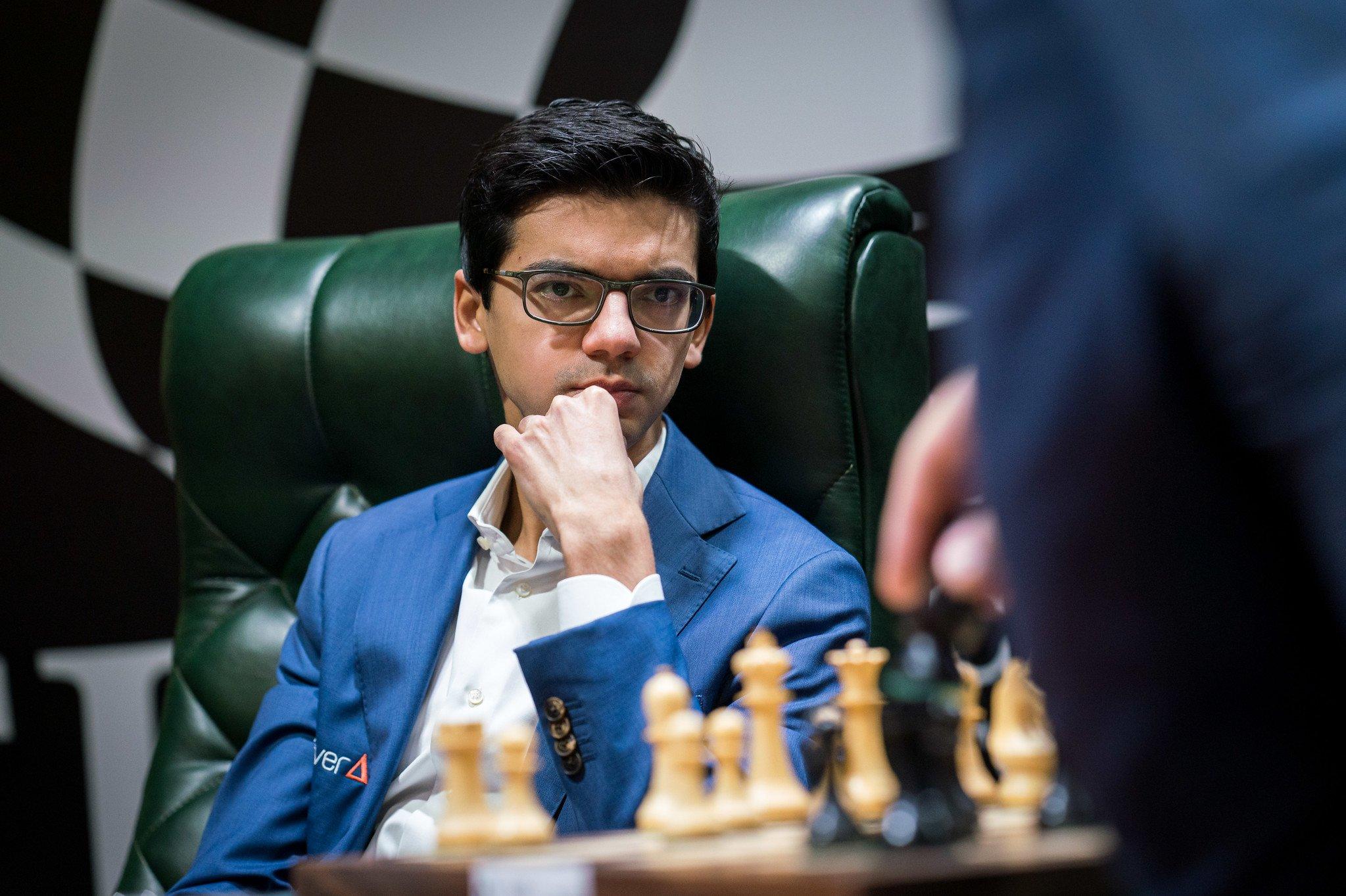 Magnus Carlsen Invitational odds Giri
