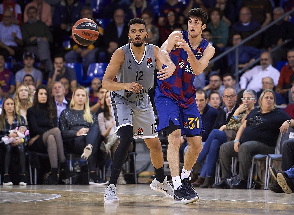 Leandro Bolmaro Argentina 2020 NBA Draft
