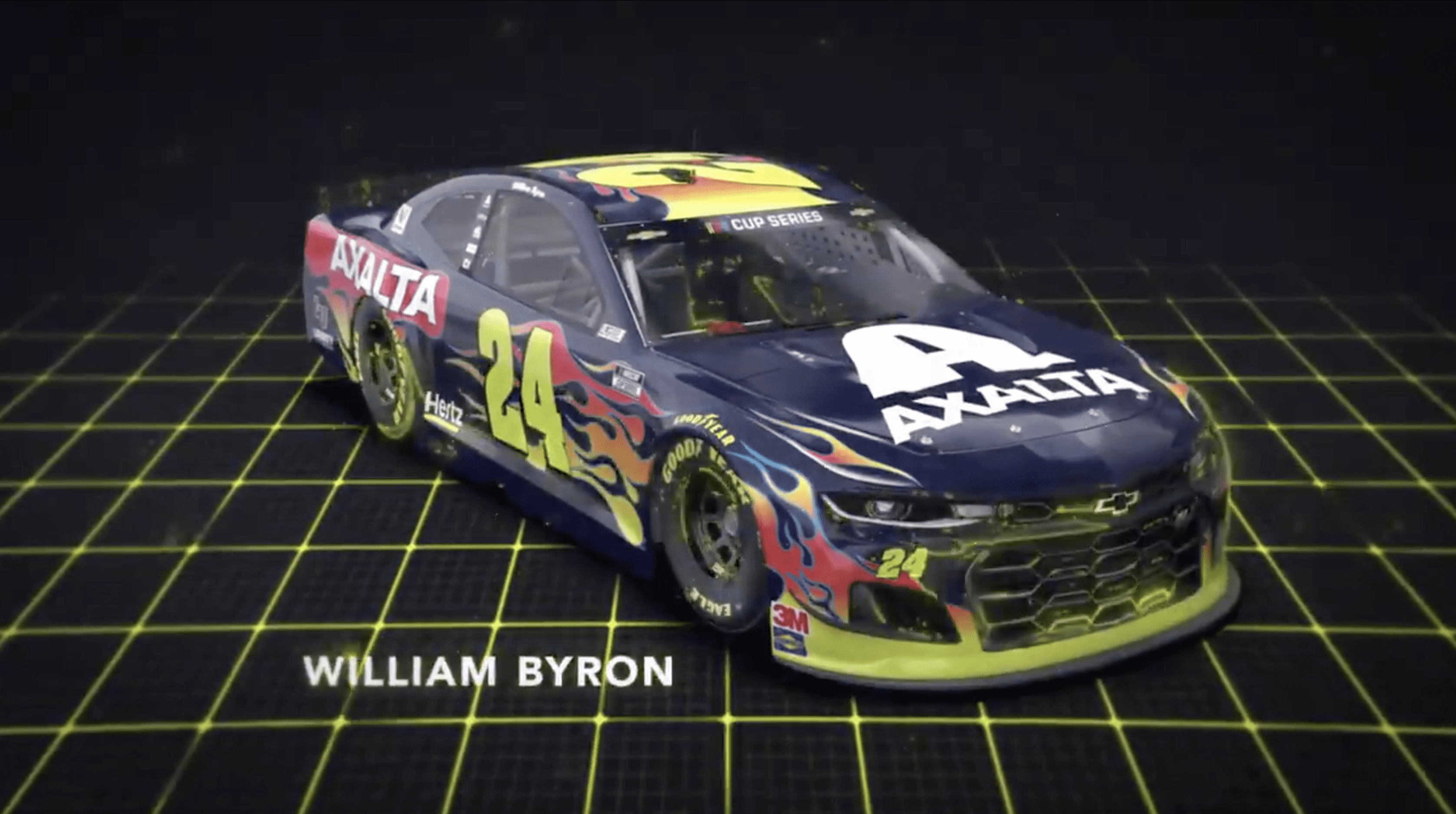 Willam Byron is favored for first Nevada sanctioned iRacing betting