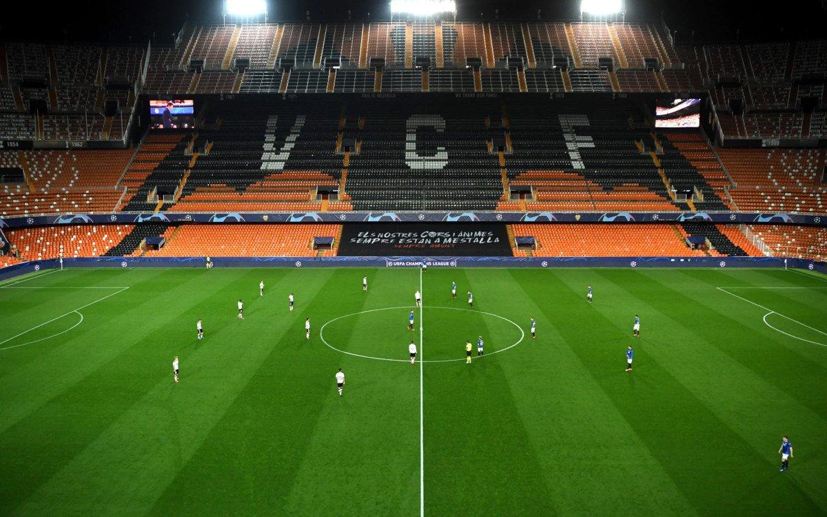 Champions League Europa League postponed