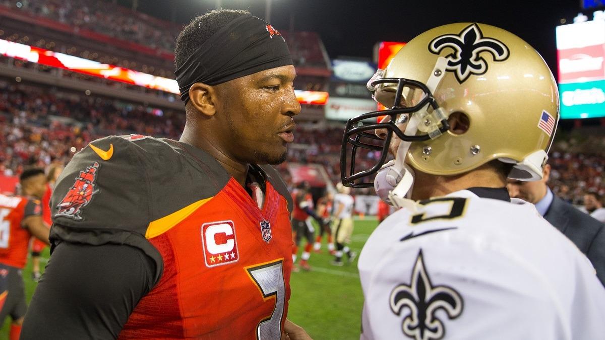 James Winston backup QB New Orleans Saints