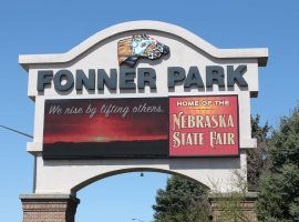 Fonner Park in Nebraska is more than the home of the Nebraska State Fair. It's enjoying record handles and worldwide interest from horse racing fans. (Image: Venue Coalition)