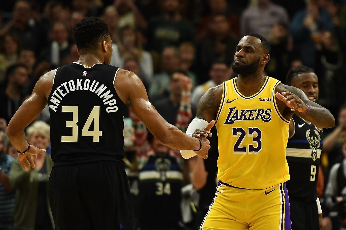 NBA Championship 2020 Title Odds Bucks Lakers