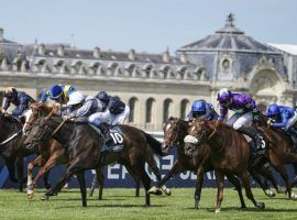 Racing at French tracks like Chantilly could resume as early as May 11 behind closed doors. (Image: Getty)