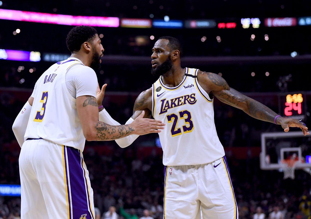 Los Angeles Lakers loan