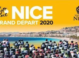 The 2020 Tour de France was scheduled to start in Nice for only the second time in its history. (Image: Tour de France)