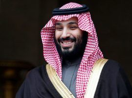 The heir apparent to the Saudi throne, 34-year-old Mohammed bin Salman is the financial engine behind the Newcastle United sale. (Image: AP)