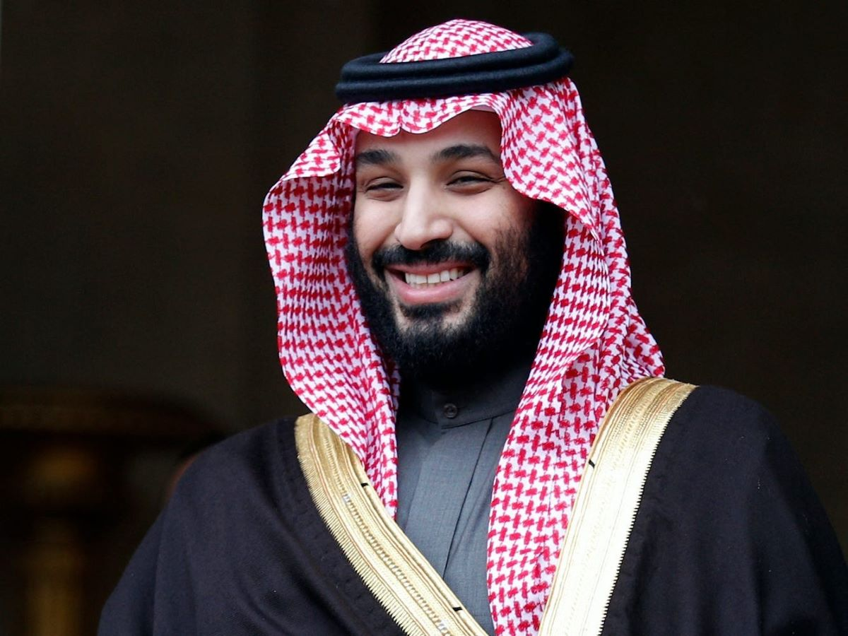 Mohammed bin Salman-Saudi Crown Prince