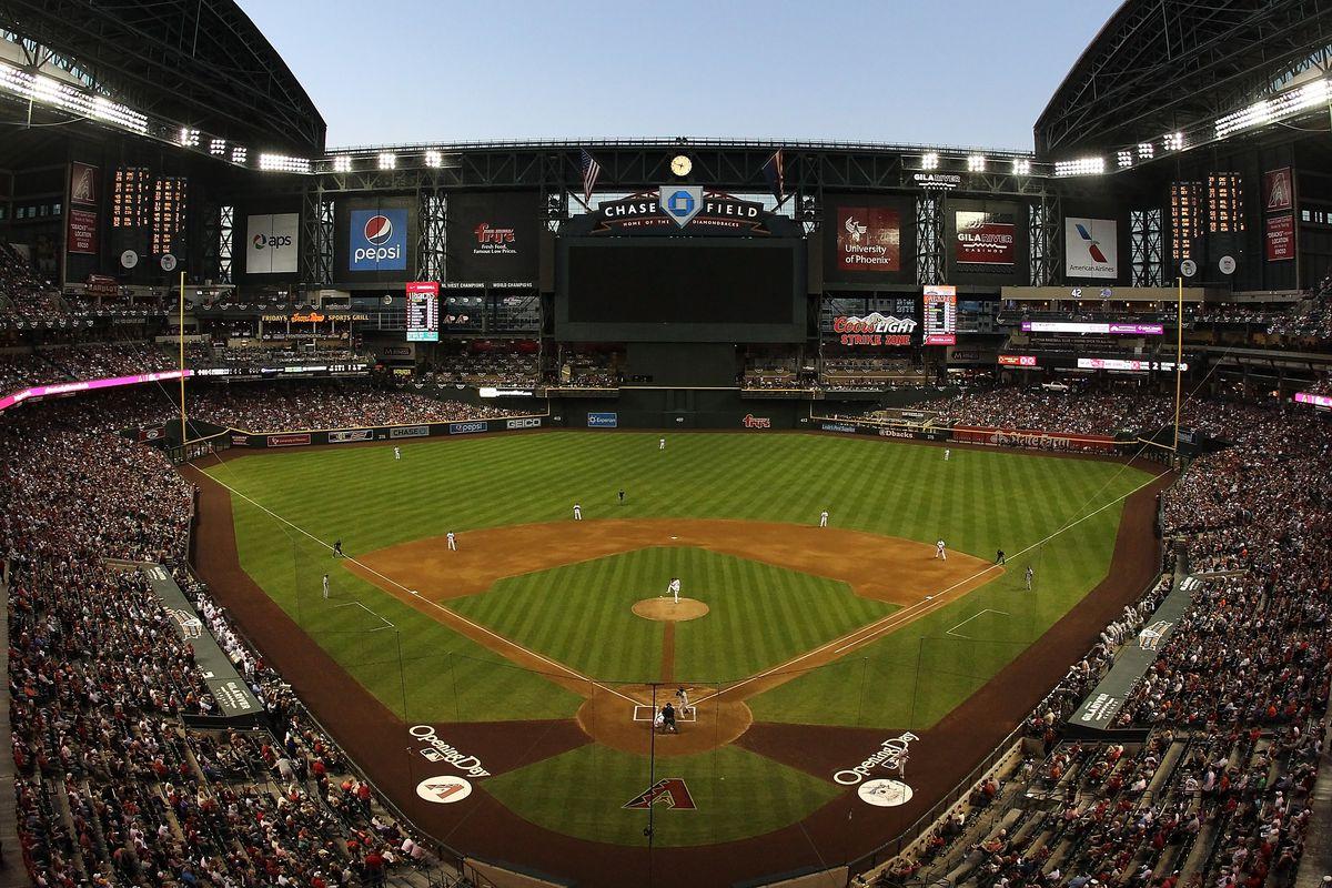 MLB Arizona May Opening Day