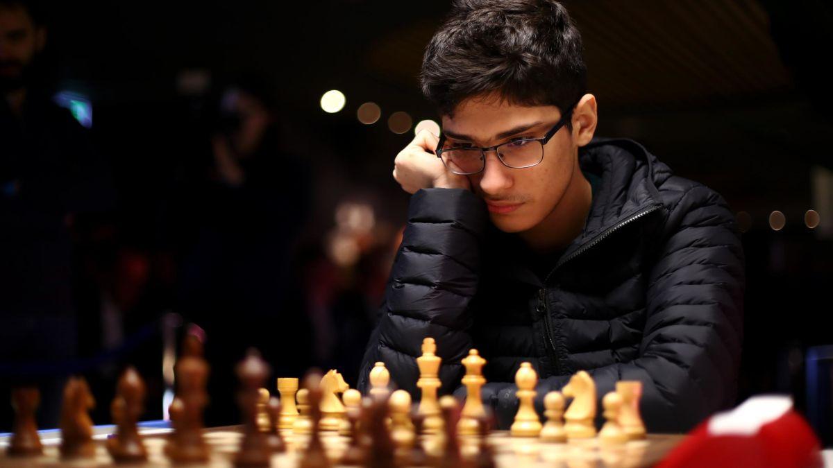 Magnus Carlsen Invitational Round 1 Odds