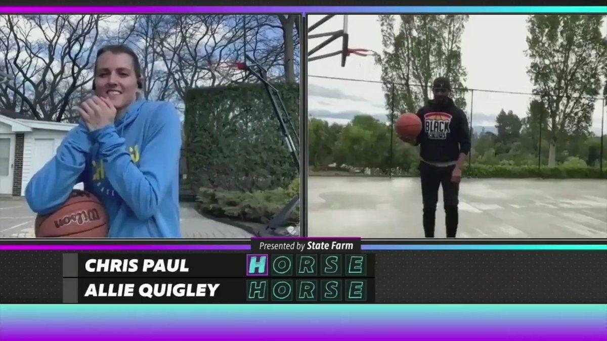 NBA HORSE Challenge