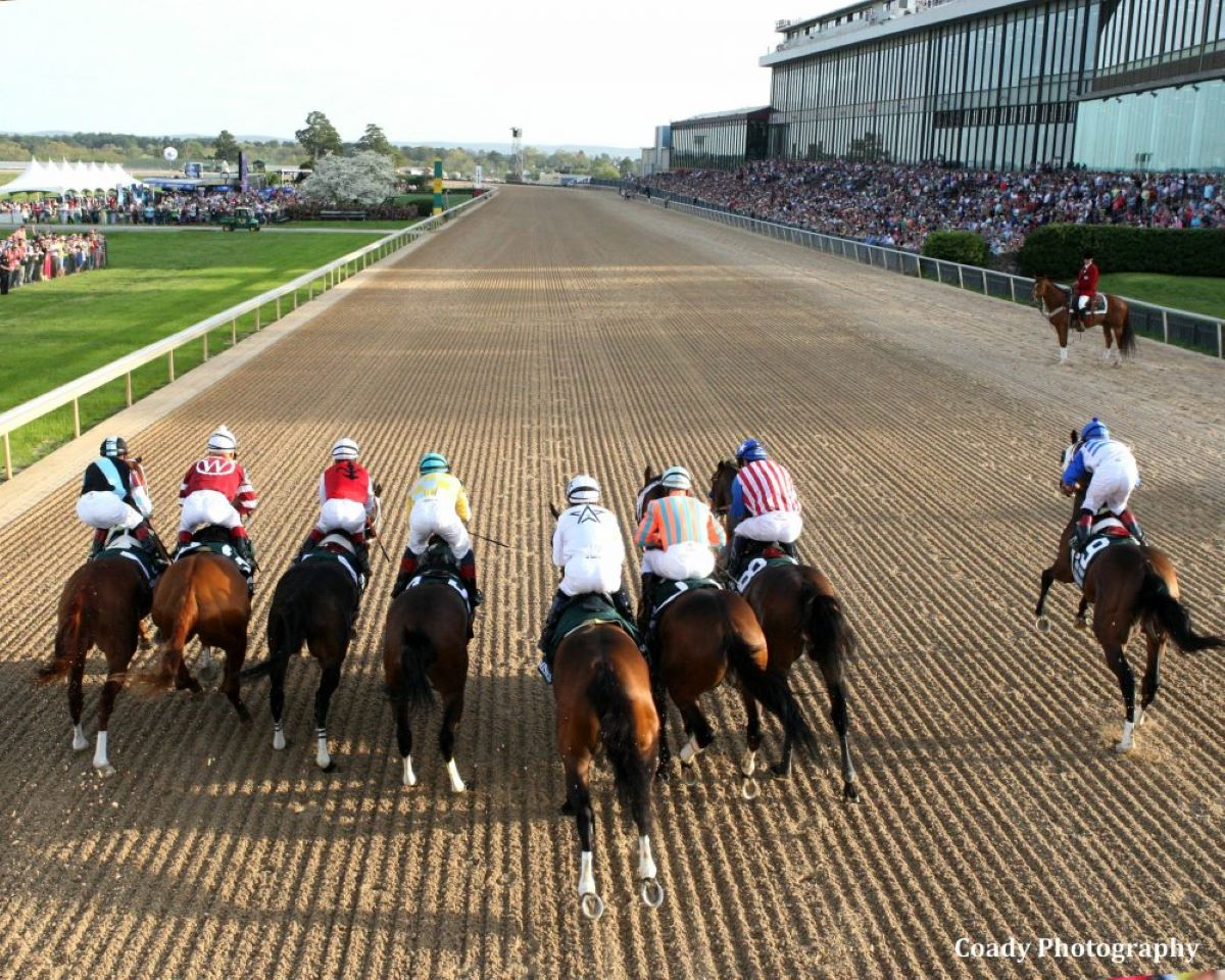 Oaklawn-Cal Trainers Move East