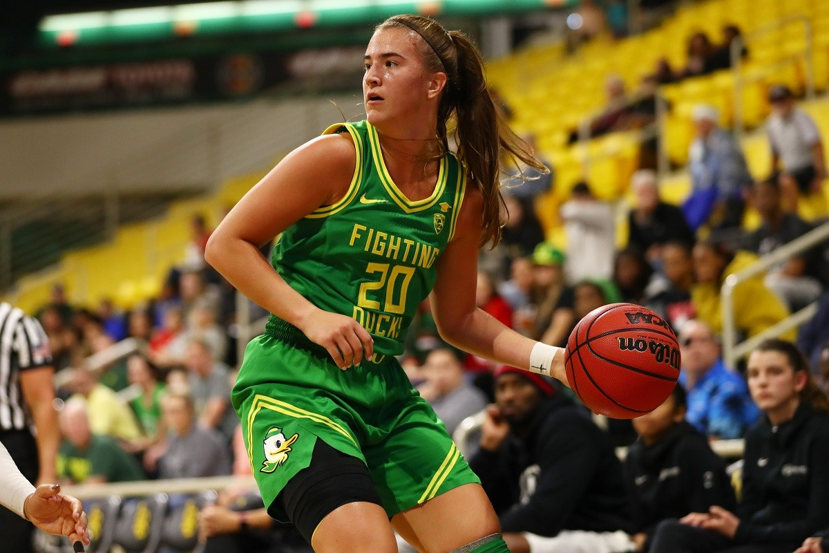 Sabrina Ionescu Obi Toppin Wooden Award college basketball