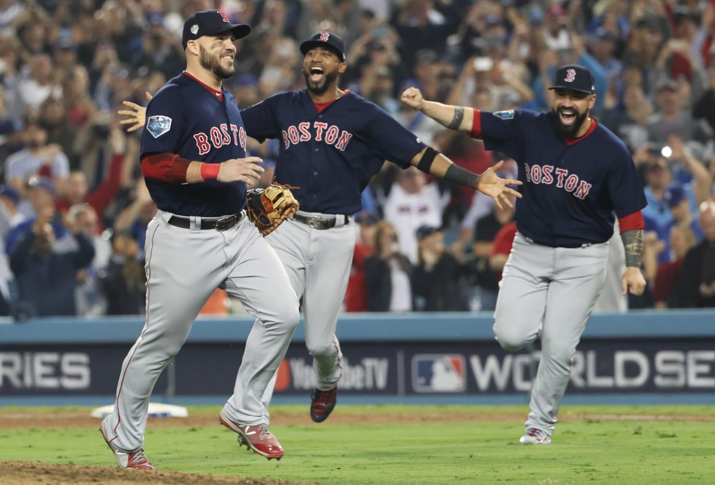 Boston Red Sox investigation