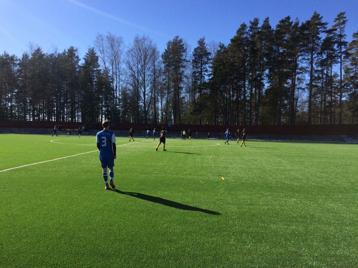 Swedish amateur soccer betting