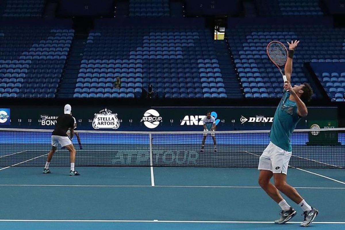 ATP WTA tennis tours