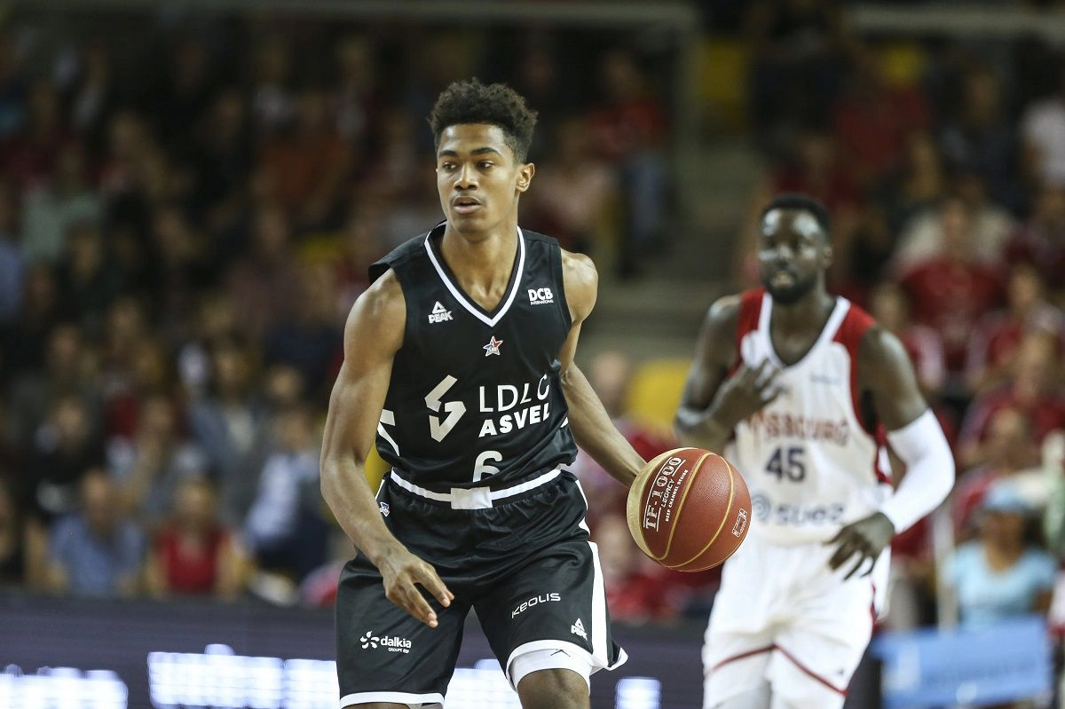 Theo Maledon France NBA Draft French ASVEL