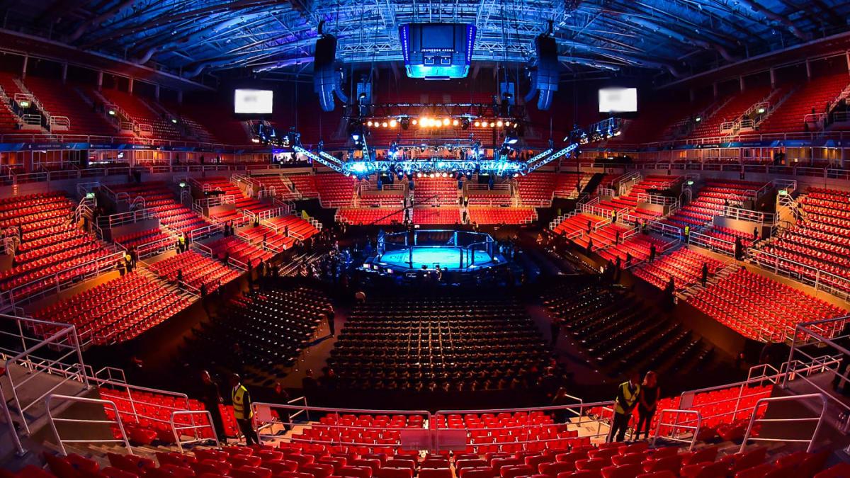 UFC 249 Tachi Palace
