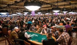 The World Series of Poker announced Monday the tournament series is postponed, and hopes to host the event in the fall. (Image: WSOP.com)