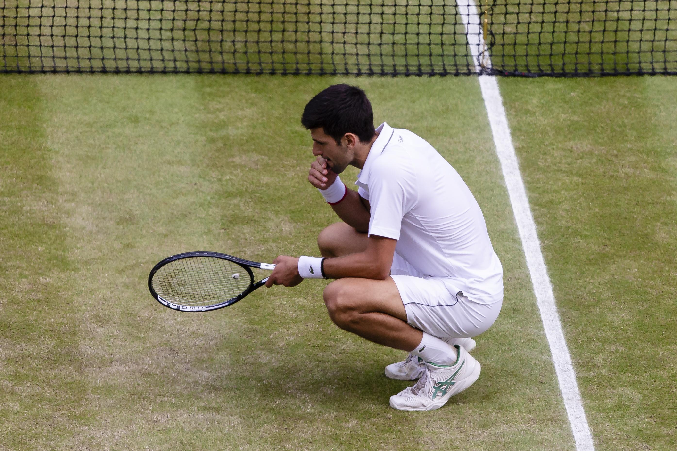 Wimbledon 2020 canceled