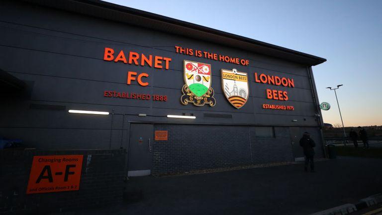 Barnett FC