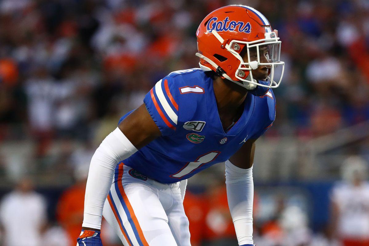Florida cornerback C.J. Henderson NFL Draft stock