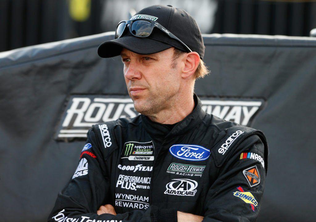 Matt Kenseth Ganessi Racing