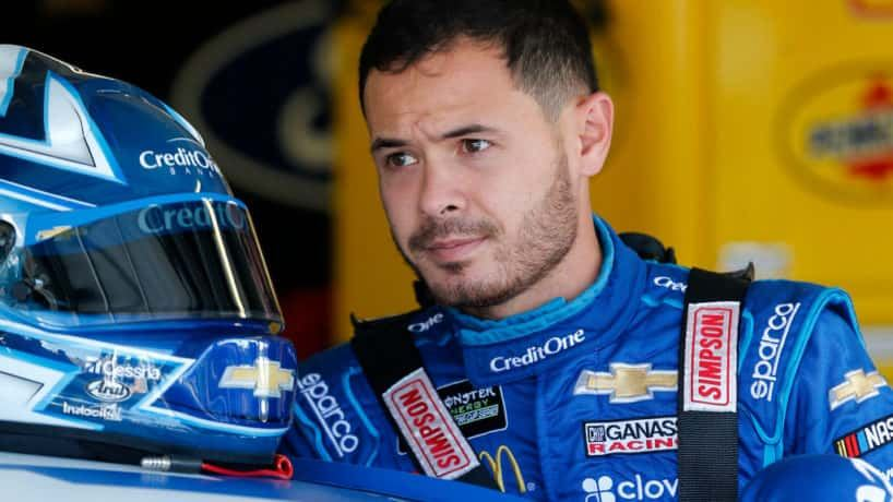 Kyle Larson suspended