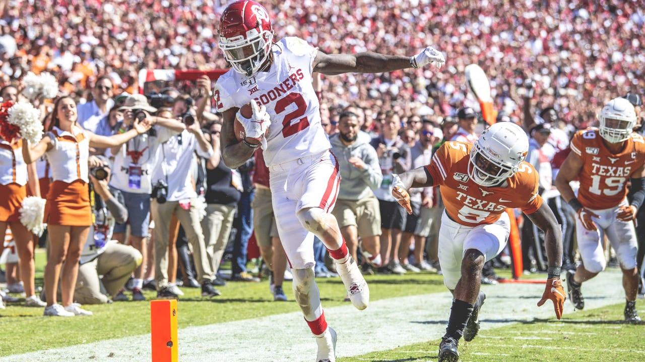 CeeDee Lamb wide receiver NFL Draft