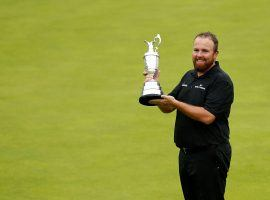 Shane Lowry will have to wait a year to defend his crown, as the Open Championship was canceled for 2020. (Image: Getty)