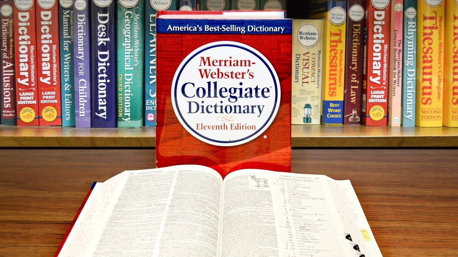 Merriam-Webster COVID-19
