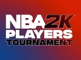 Only eight players remain in the special players-only NBA 2K charity tournament for COVID-19 relief. (Image: NBA 2K)