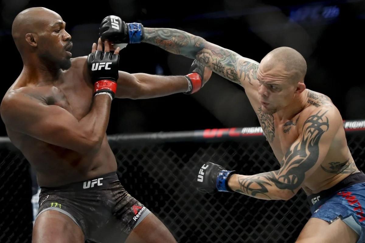 Smith Teixeira UFC Fight Night