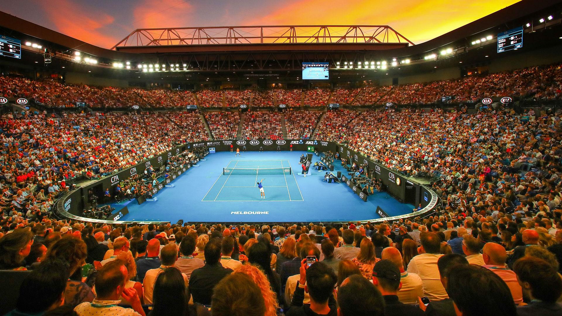 Tennis Melbourne 2020