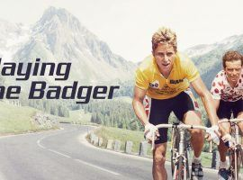'Slaying the Badger' covers Greg LeMond and Bernard Hinault rivalry at the Tour de France. (Image: ESPN)