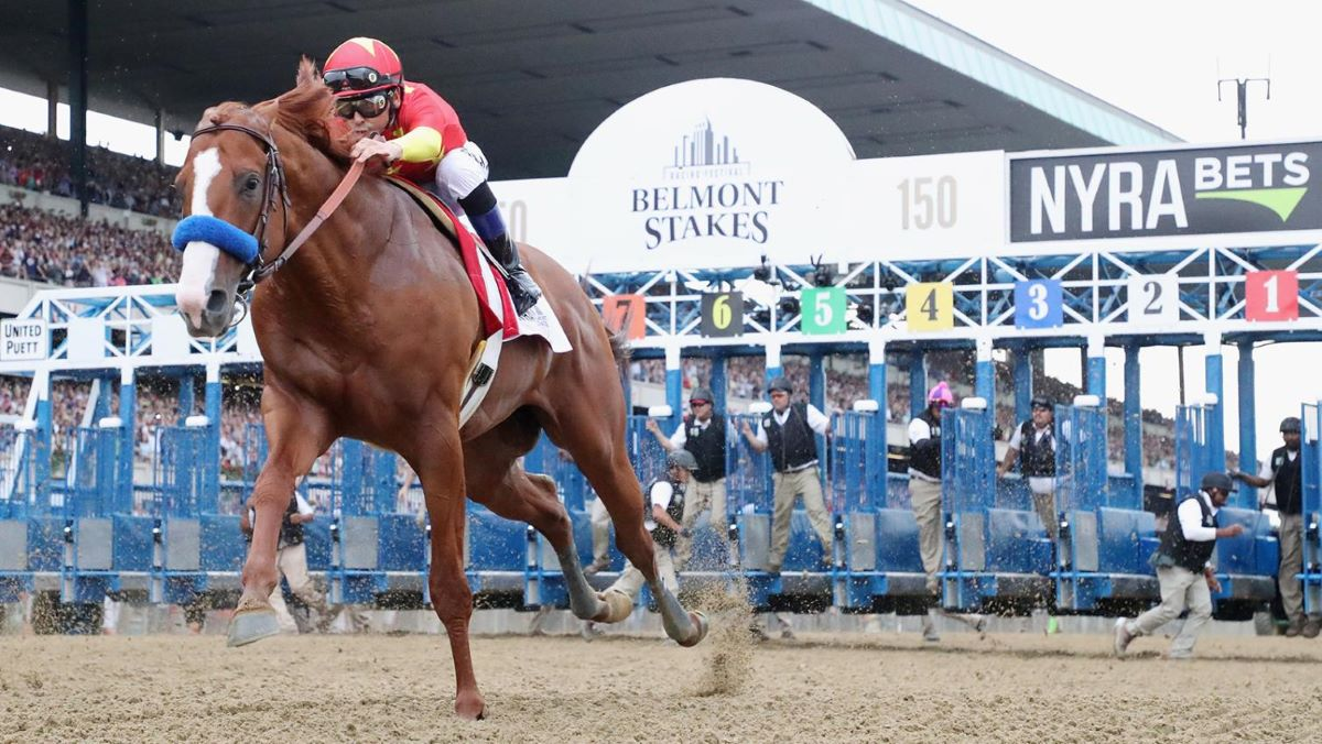 Belmont Gets New Date