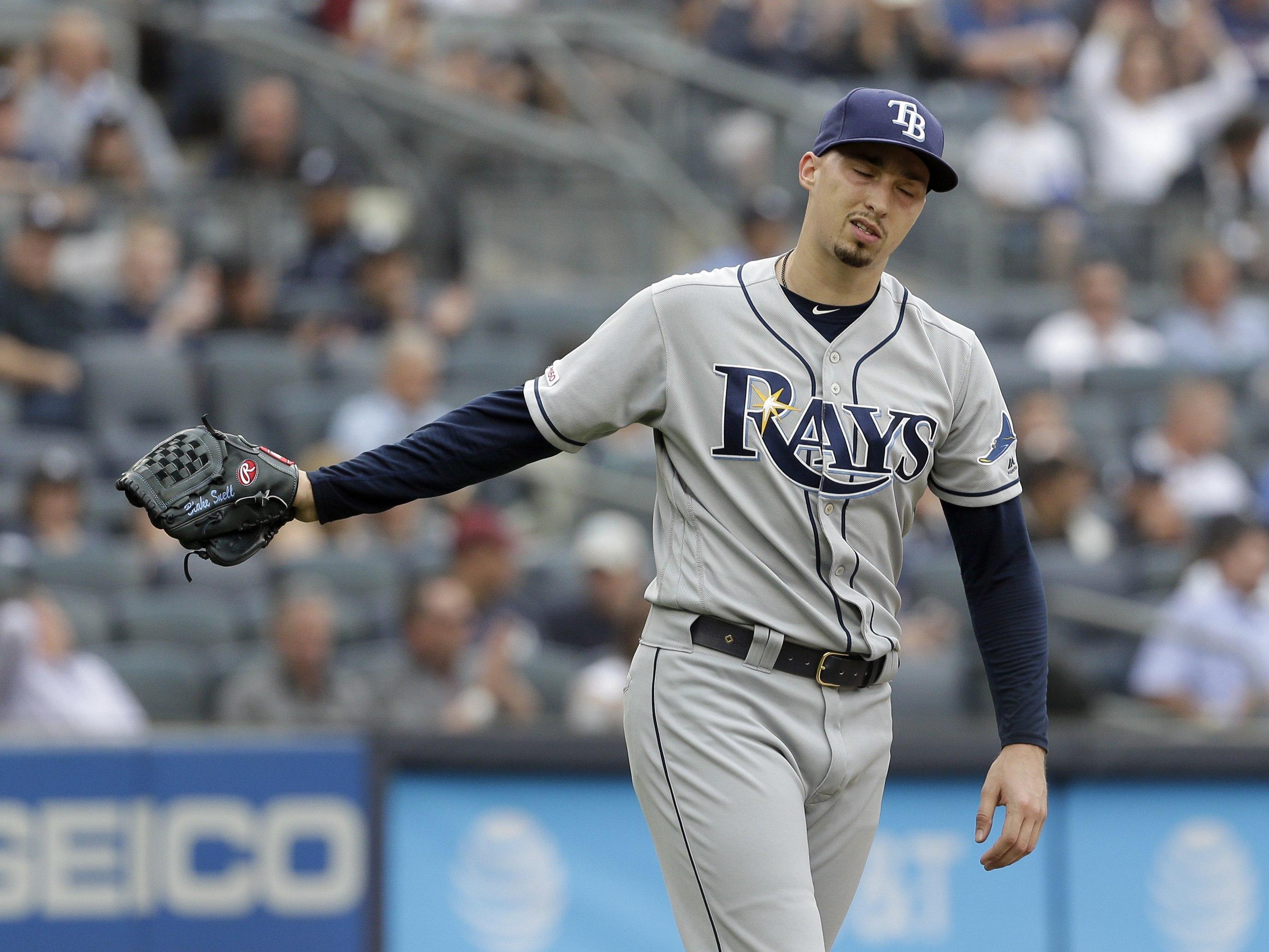Blake Snell MLB proposal