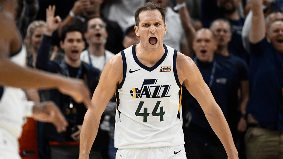 Bojan Bogdanovic Utah Jazz Injury Surgery