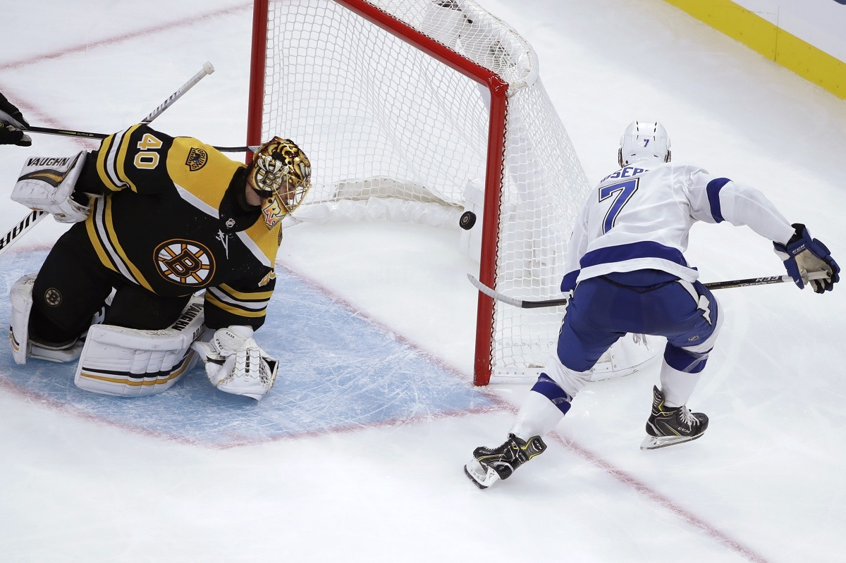 2020 NHL Stanley Cup Odds Boston Bruins Tampa Bay Lightning