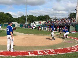 The Cape Cod League All-Star Game at Spillane Field in Wareham, MA in 2015. (Image: Andrew Felper/SBNation)