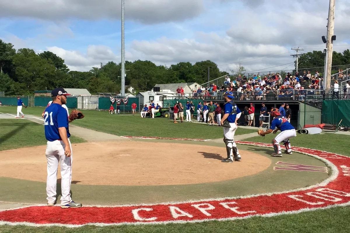 CCBL Cape Cod Baseball League Canceled