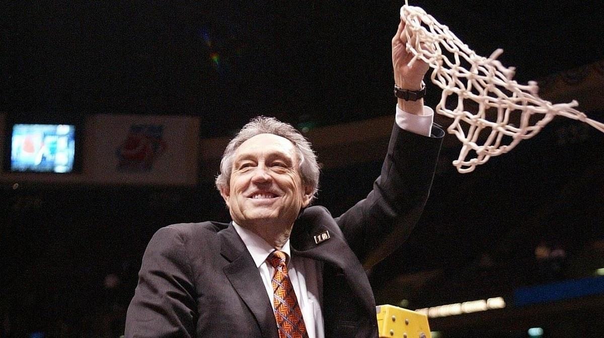 Eddie Sutton Hall of Fame basketball coach Oklahoma State Kentucky