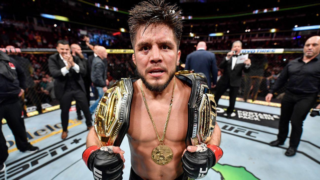 UFC Henry Cejudo