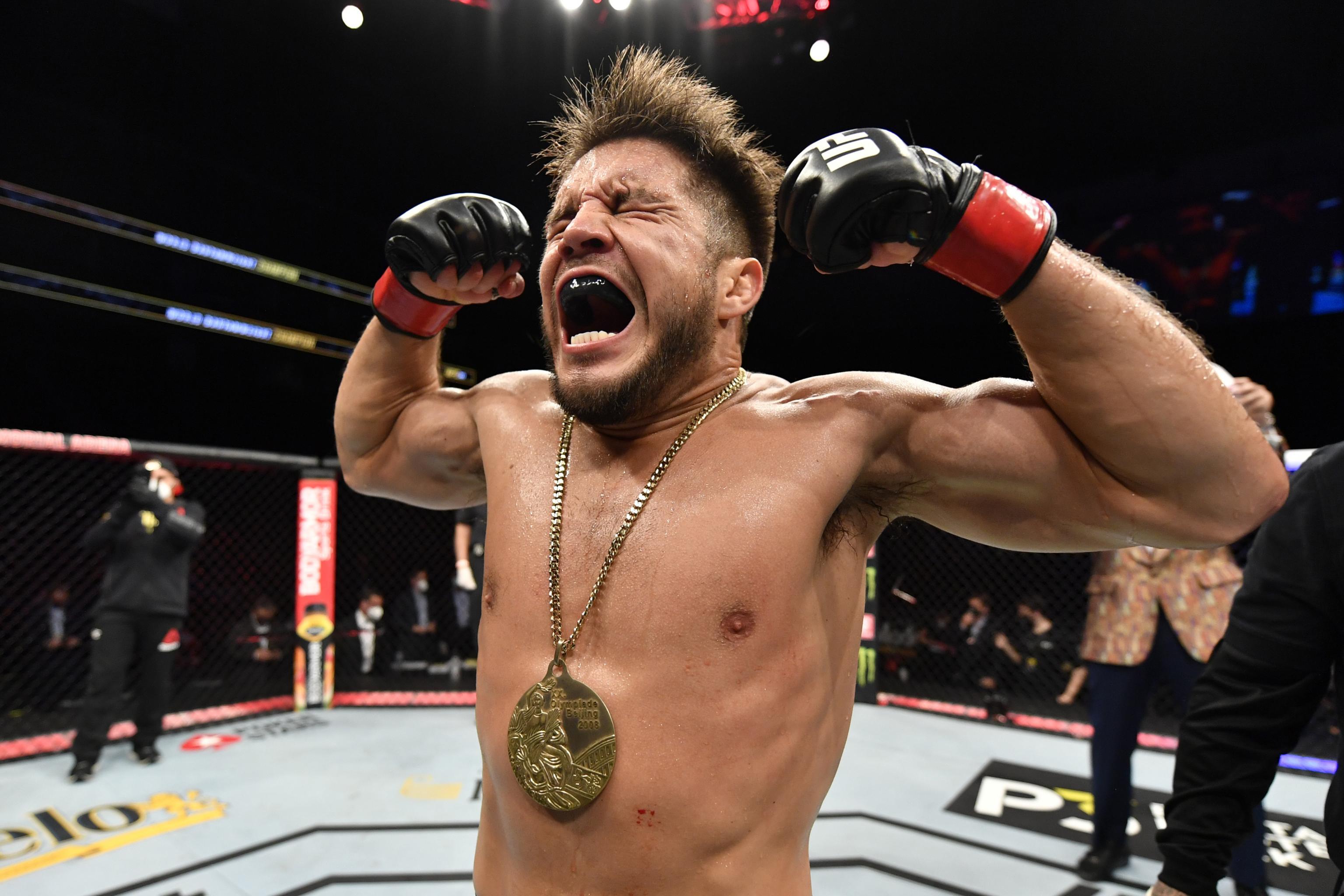 Henry Cejudo UFC 249
