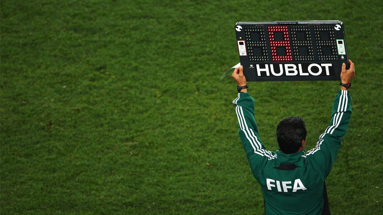 IFAB FIFA soccer substitutions
