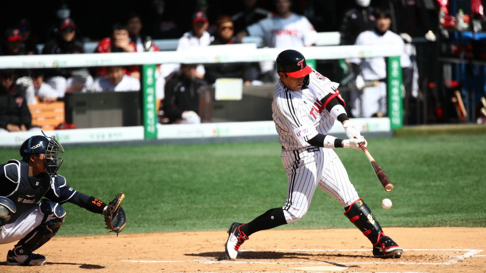 KBO League Korean baseball